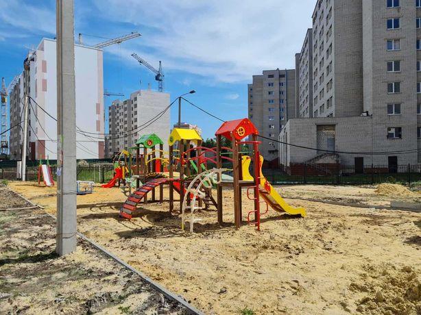 Однокомнатная квартира с черновыми работами в  ЖК Птичка,TV N