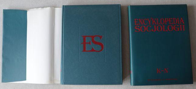 Encyklopedia socjologii, t. 1 i 2