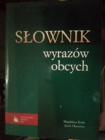 Słownik słowniki książki