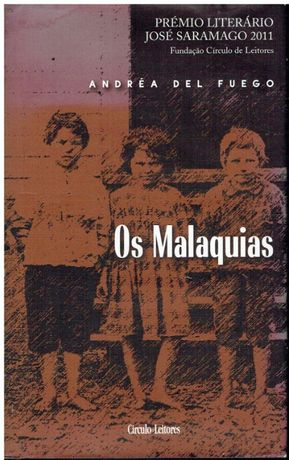 11296 Os Malaquias de Andréa del Fuego/ PNL - Ensino secundário