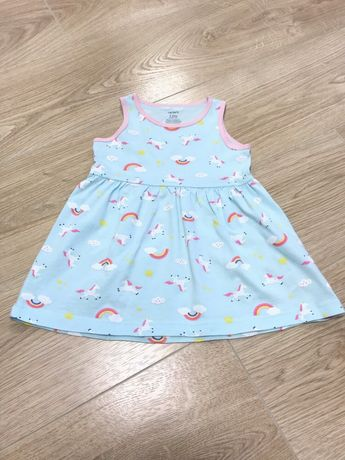 Платье / сарафан от Carters на 9-12 месяцев