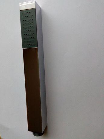 Słuchawka prysznicowa kwadratowa 1 strumieniowa