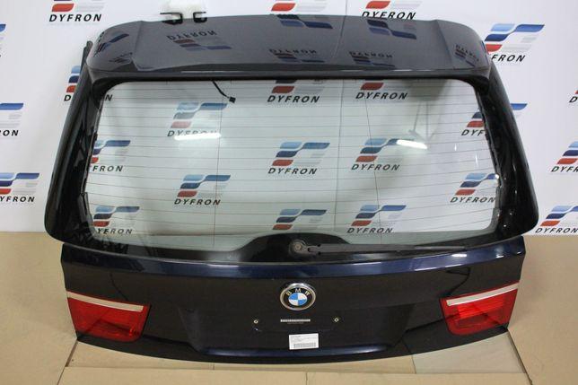Tył klapa do BMW X5 E70 W kolorze Monacoblau metallic Kod A35