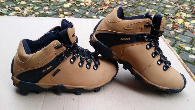 Buty trekingowe GOORES Alpina -skóra nubukowa