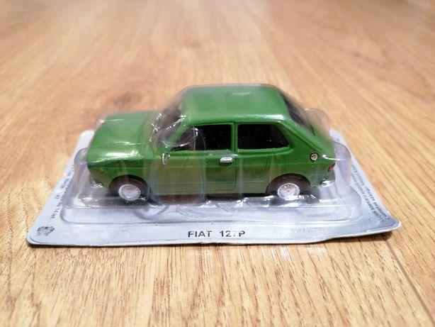 Fiat 127p 1:43 Kultowe Auta Prl Nowy w blistrze