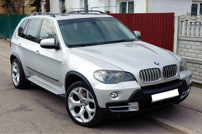 BMW X5 4.8 офіційна