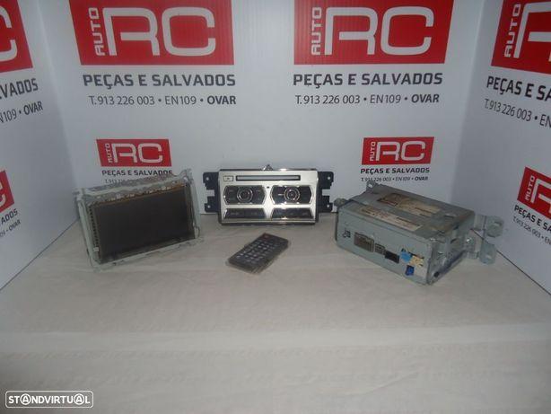 Conjunto Auto Radio CD Jaguar XF