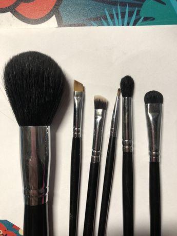 Кисти для макияжа кисти визажисту кисти натуральные фирменные