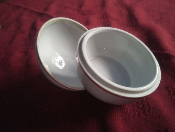 miska porcelana szklana kula ceramika malowane
