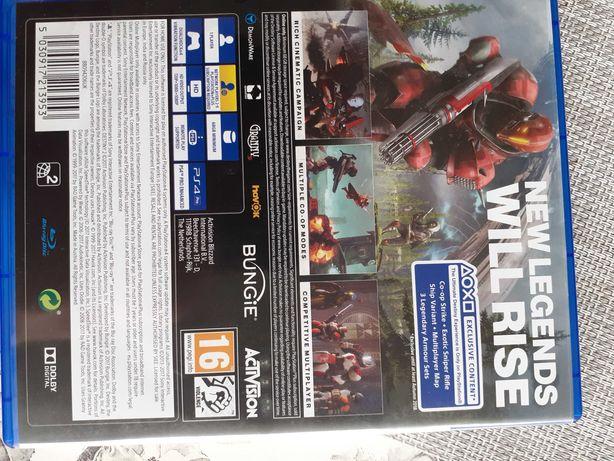 Gra Destiny PS4 uzywana