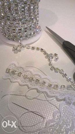 Przeróbki i dopasowanie sukien ślubnych. Profesjonalne szycie na miarę