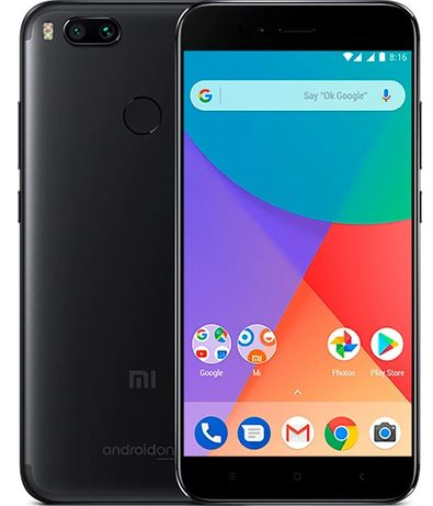 Xiaomi mi A1 4/64 Global чистый Android