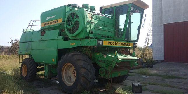 Продам Дон-1500Б 2005 г. в отличном состоянии