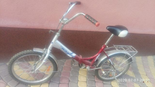 велосипед KANGA