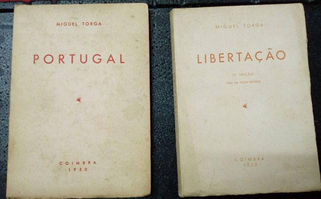Portugal e libertação de Miguel Torga