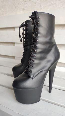 Ботинки Стрипы, двоечка