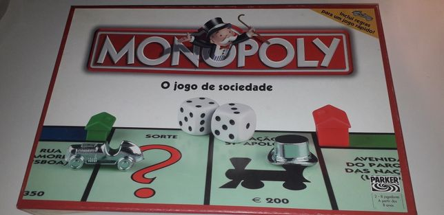 Monopoly (Parker) Completo