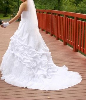 suknia ślibna princessa 36-38 wzrost ok 175-178cm