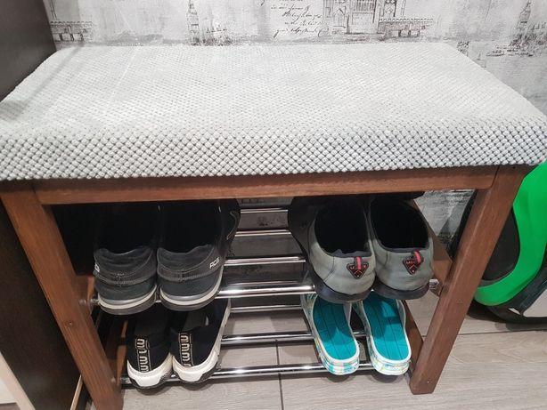 Банкетка, підставка для взуття