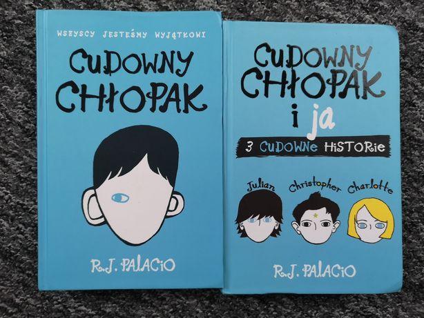 Cudowny chłopak - 2 książki