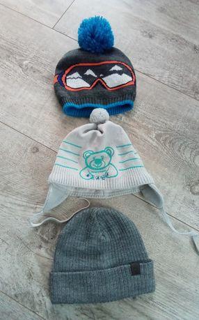 Sprzedam czapki jesień-zima dla chłopca