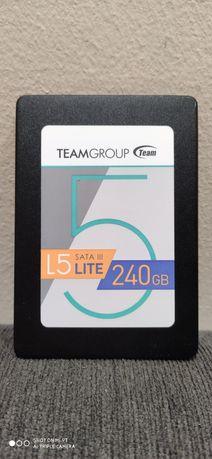 Диск SSD 240GB l5 sata lite