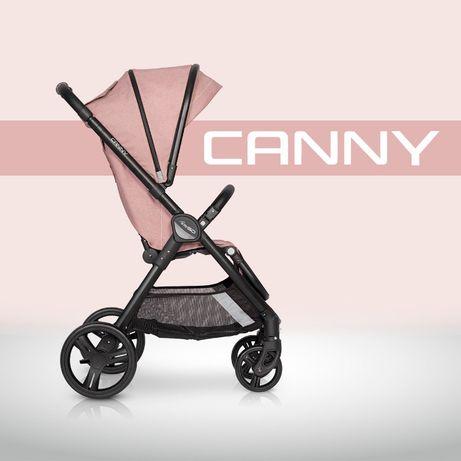 Wózek spacerowy Canny Easy go , lekki, duże siedzisko,wysyłka