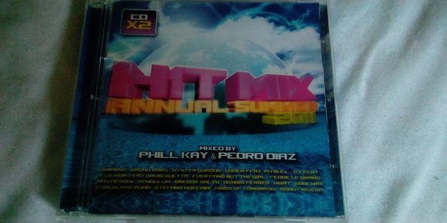 Cd HIT Mix Summer 2011 2€