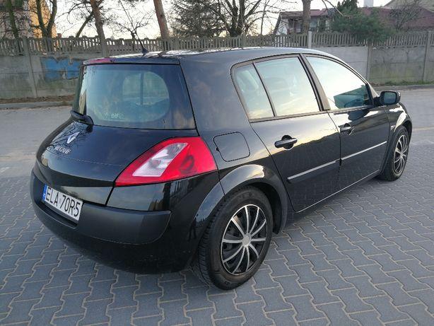 Renault Megane 1.6B+Gaz Sekwencja.Klima.Hatchback.5-Drzwi.Ważne Opłaty