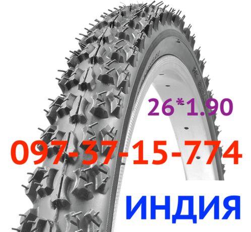 Покрышка Шина Резина на Велосипед Всесезон ИНДИЯ Ralson R 4116-26x1.90