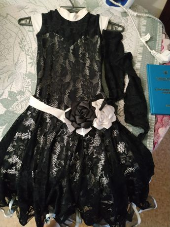Продам платье для бальных танцев (стандарт)