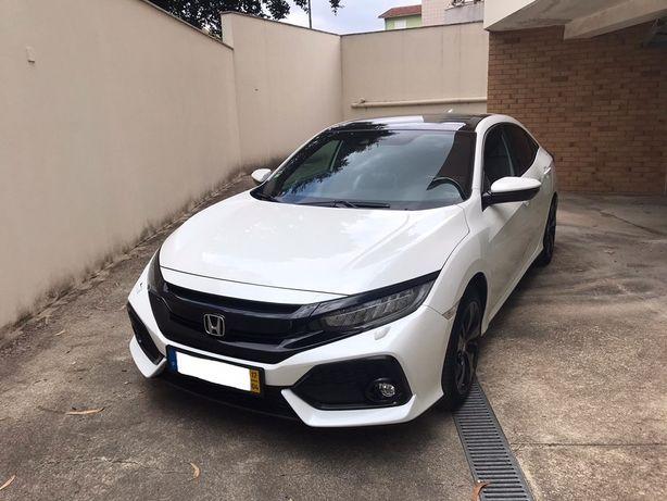 Honda civic executive premium