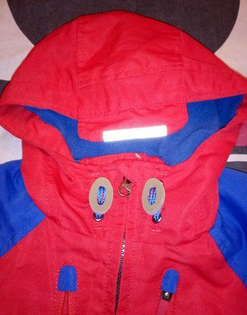 куртка-ветровка-деми р. 104-110