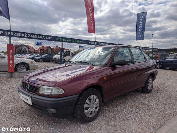 Opel Astra 1.6 Benzyna,Zamiana,Gaz,Opłaty,Wwa,Komis Green Light