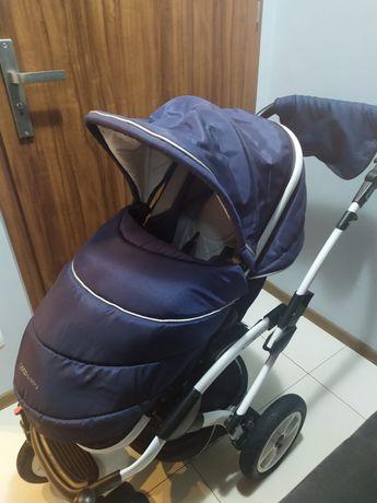 Wózek 3w1 Coto Baby Latina