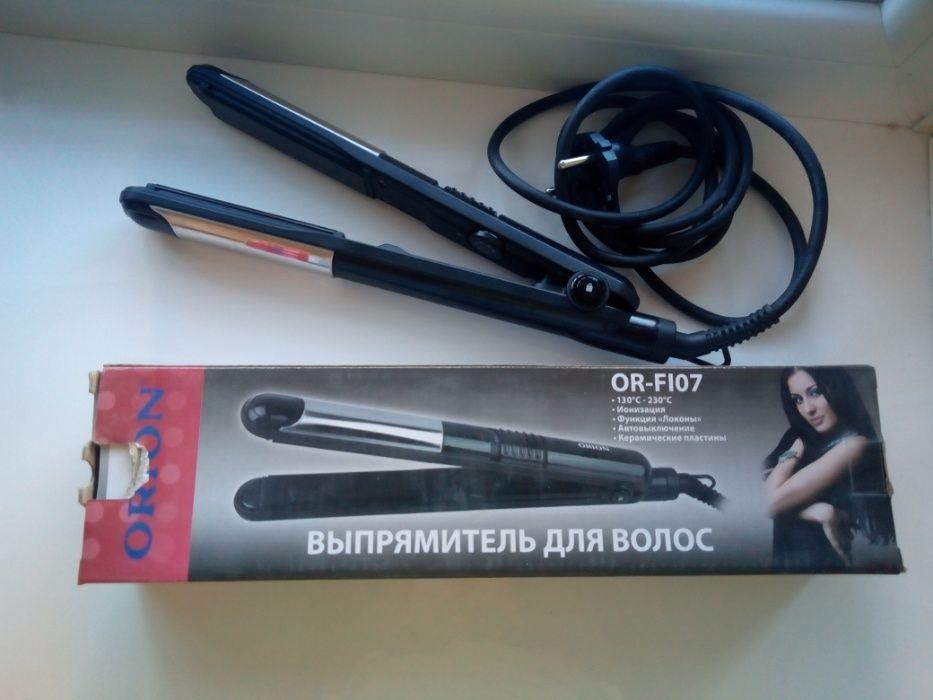 Выпямитель для волос ORION OR-107 Краматорск - изображение 1