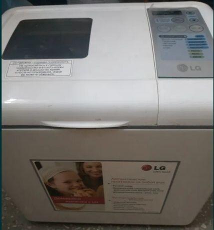Хлебопечка Lg НВ 1051 CJ