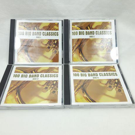 4 Płyty CD Big Band 100 utworów