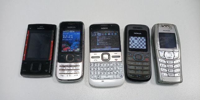 Оригинал Nokia E5-00, Nokia 6610,Nokia 1208, Nokia 2730С