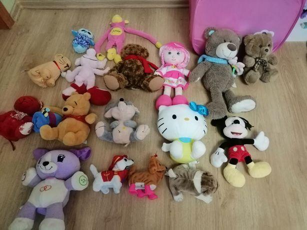 Мягкие игрушки для малыша
