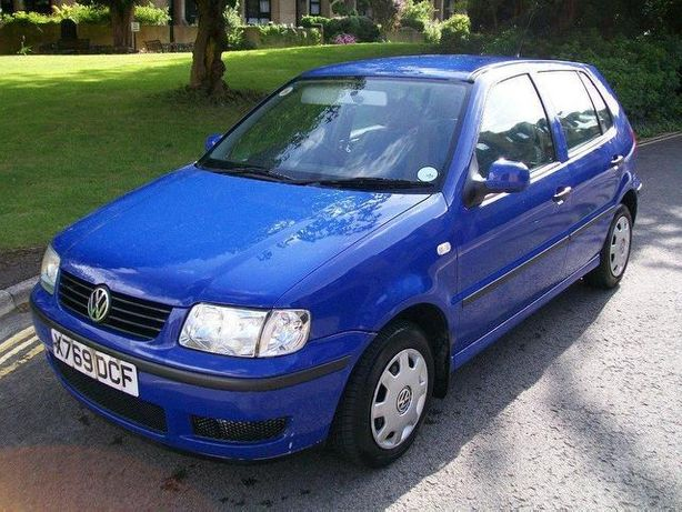 Volkswagen Polo 1.4L запчастини
