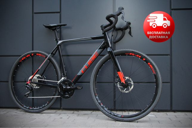 Велосипед Cube Cross Race scott cannondale specialized trek rondo merd