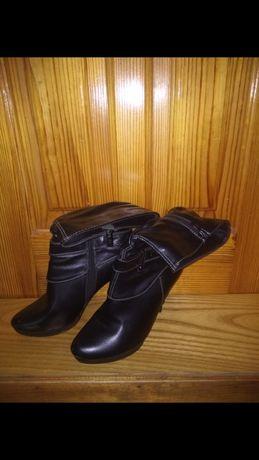 Демісезонні напів чоботи