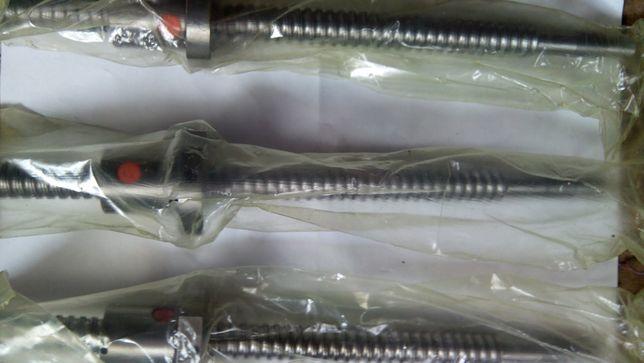 Комплект ШВП1204 (SFU1204) 500мм с гайкой, подшипникам, муфтой