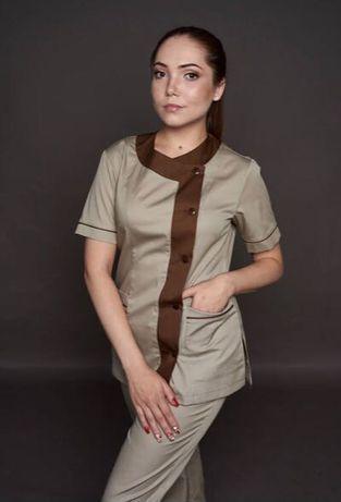 Одежда для горничной ( униформа для домработницы ) медсестры , мастера