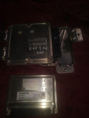 Sterowniki moduły przekaźniki komputery e60/61 /65/66  3.0d/3.0i/3.6