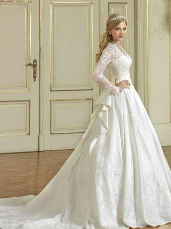 Vestido de Noiva Penhalta- Desidirium