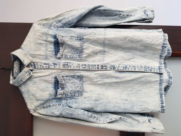 Dżinsowa koszula Reserved 152