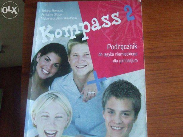 Kompass 2 - podręcznik do jęz. niemickiego
