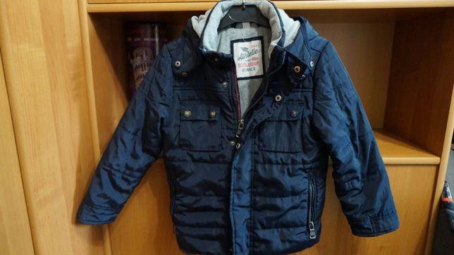 Куртка демисезонная мальчик